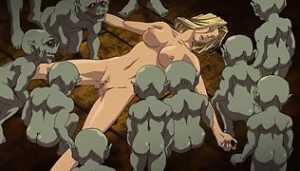 Ikusa Otome Suvia Hentai Porn 2